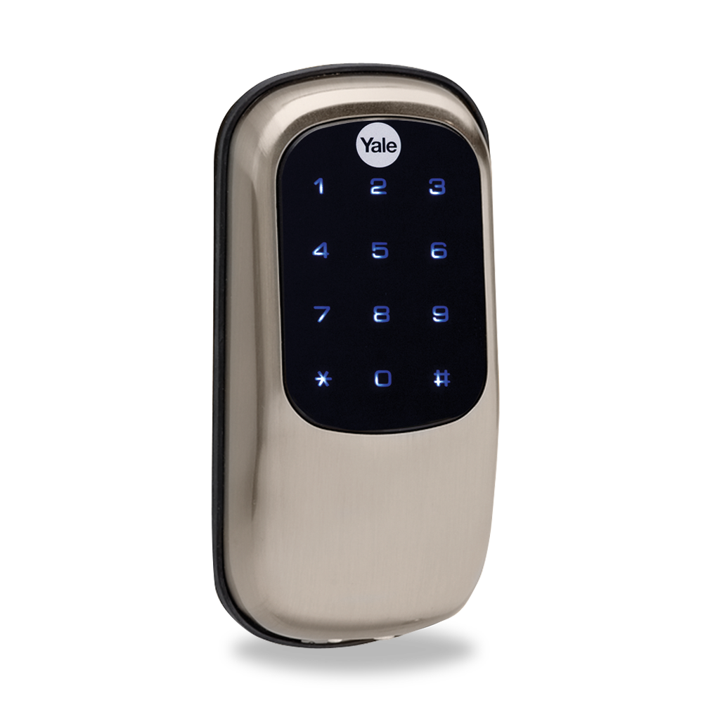 Yale Keypad with Lever